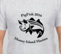 pigfish t shirt